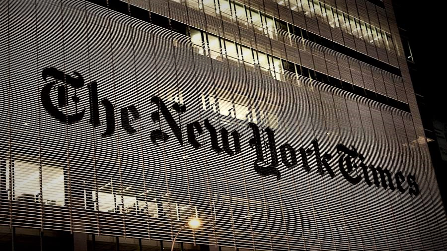 New York Times is testing the project on the blockchain